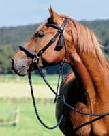 Barefoot Bridle 'Amber 2-in-1'